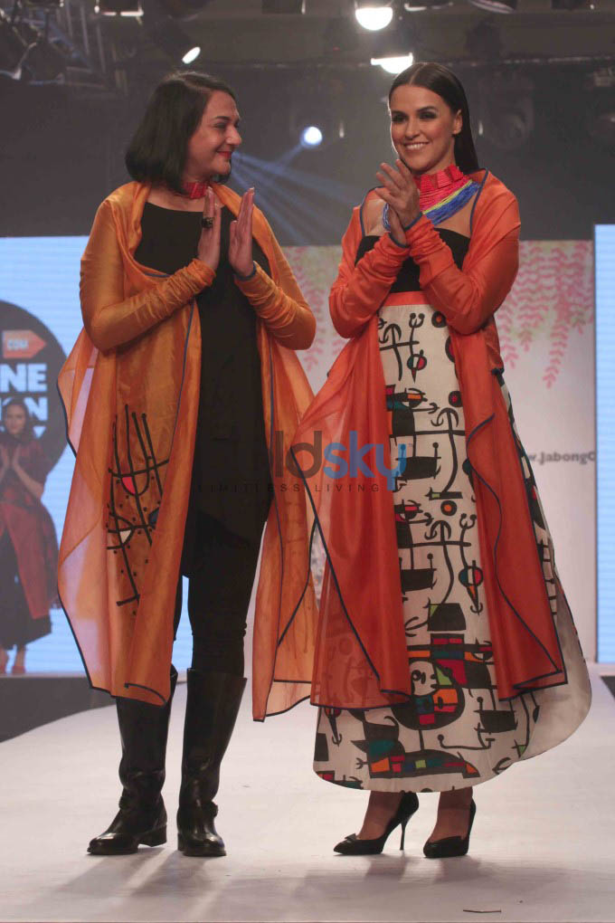 Jabong Online Fashion Week Season 2 In New Delhi