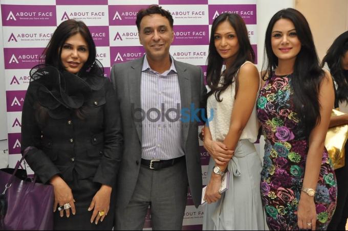 Romey Chopra Hosts Beauty Evening With Shamita Singha & Vahbiz Mehta