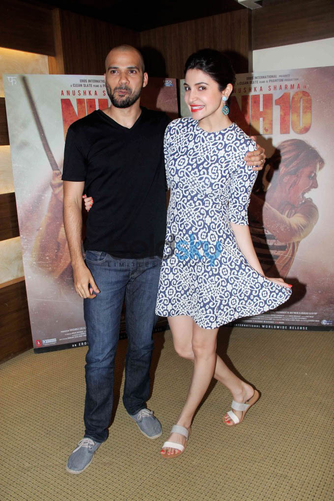 Promotion Of Film NH10