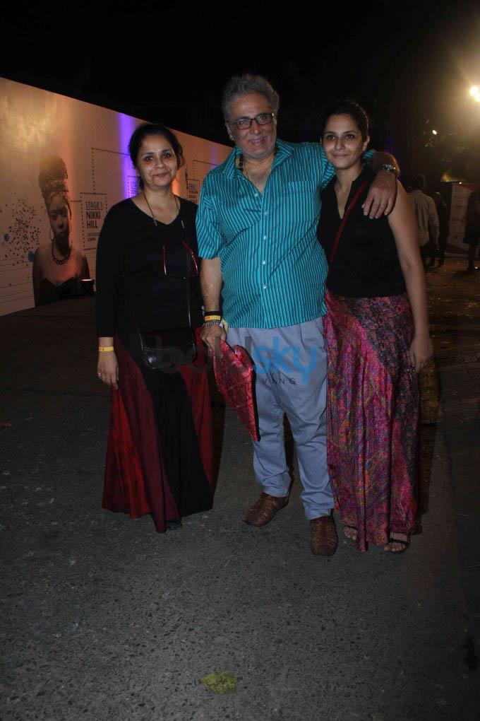 Mahindra Blues FestivaI 2015