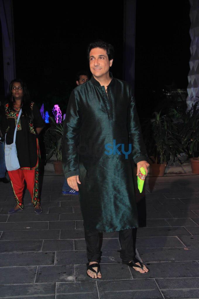 Celebs At Rahul Thackeray's  Reception Party