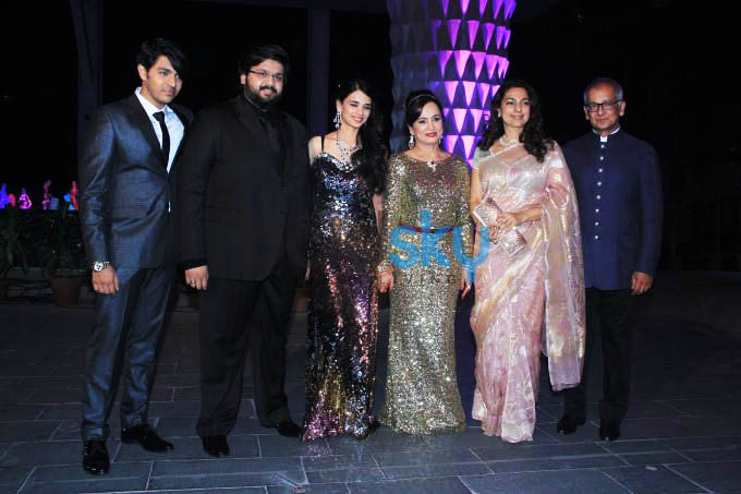 Celebs At Rahul Thackeray's  Reception Party