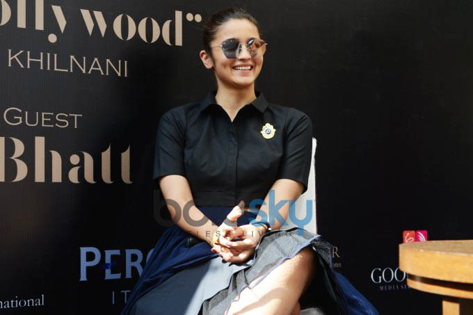 Alia Bhatt Launches Rohit Khilnani Book-I Hate Bollywood