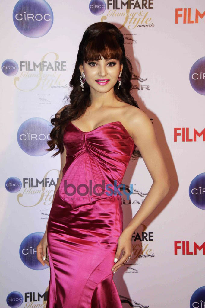 Filmfare Glamour And Style Awards - 2015