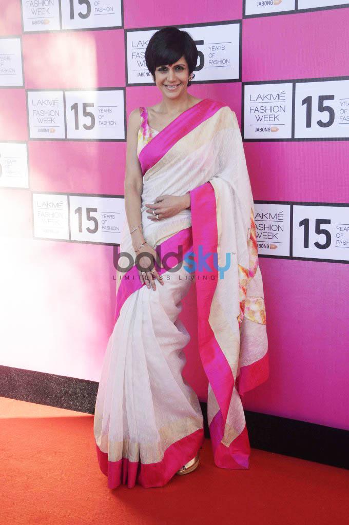 Lakme Fashion Week Press Conference And Curtain Raiser
