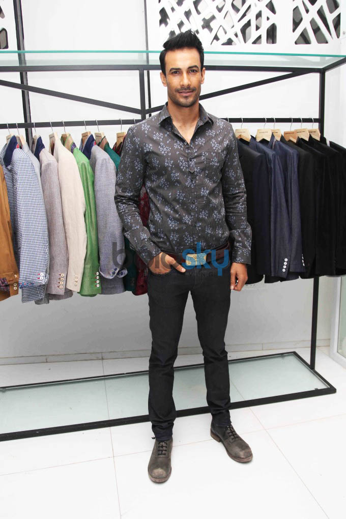 Launch Of Fashion Designer Narendra kumar's New Flagship Store