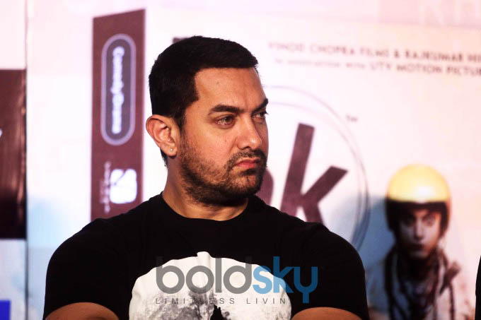 Aamir Khan Launches DVD Of PK