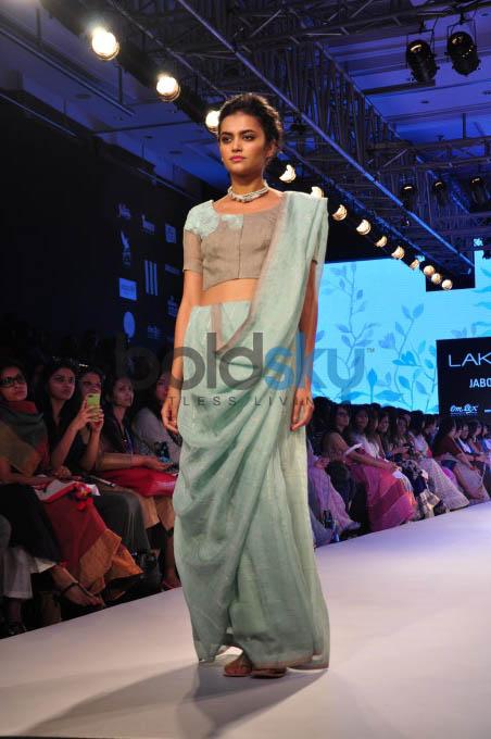 Lakme Fashion Week 2015 ANAVILA- DAY 2 -SHOW 03