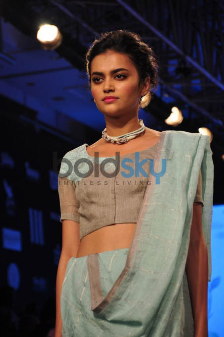 Lakme Fashion Week 2015 ANAVILA- DAY 2 -SHOW 03