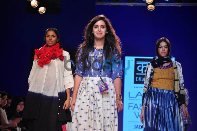 Lakme Fashion Week 2015  ARCHANA RAO ,KA-SHA And HUEMN -DAY 01-SHOW 03