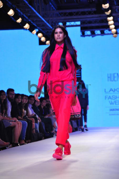Lakme Fashion Week 2015  ARCHANA RAO ,KA-SHA And HUEMN -DAY 01-SHOW 03