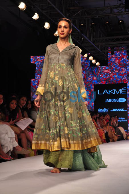 Lakme Fashion Week 2015 GAURANG-DAY 02-SHOW 03