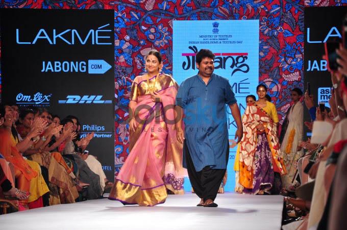 Lakme Fashion Week 2015 GAURANG-DAY 02-SHOW 03