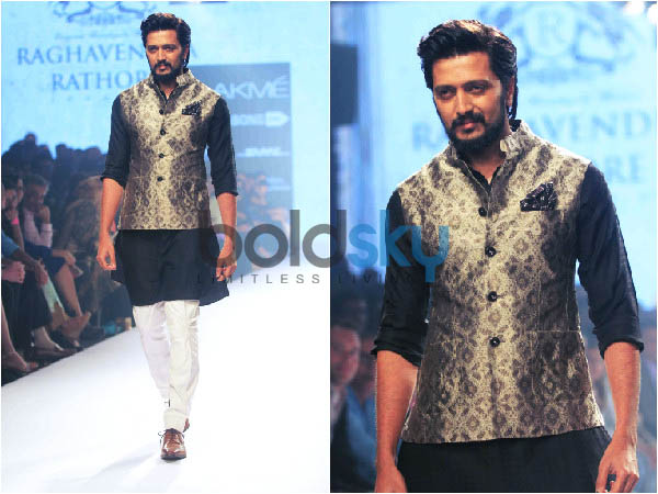 Lakme Fashion Week 2015 RAGHAVENDRA RATHORE  - DAY 02-SHOW 09