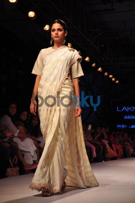 Lakme Fashion Week 2015 SOUMITHA