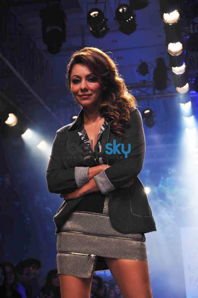 Lakme Fashion Week 2015  SATYA PAUL BY GAURI KHAN- Day 03- Show 8
