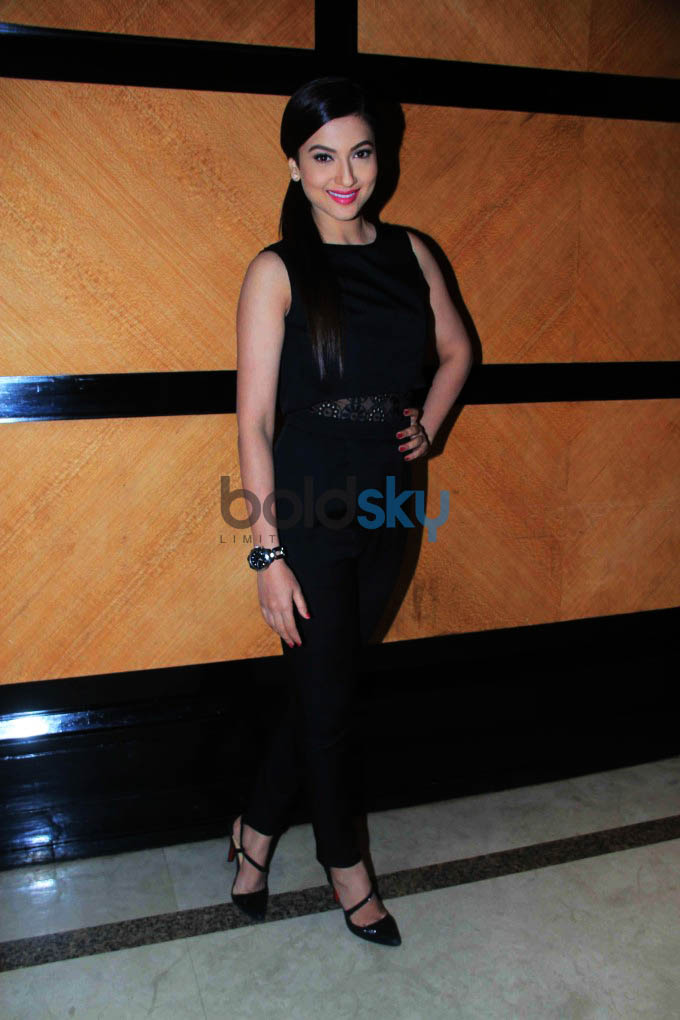 Gauhar Khan Launches India Office Of Alma Medical Pvt Ltd Photos