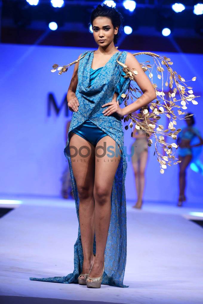 Mod 39 Art International Fashion Show By Their Creative Students Photos Pics 285169 Boldsky