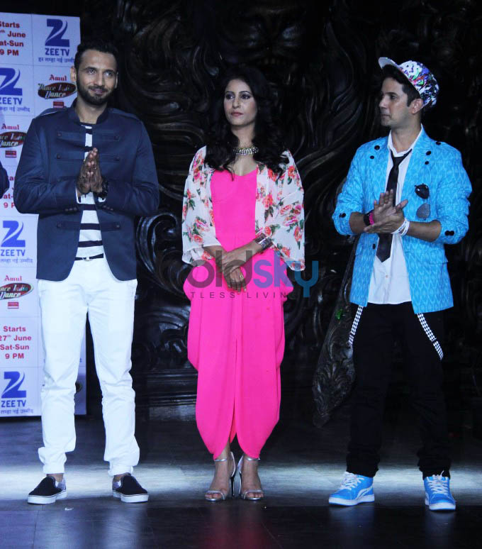 Press Conference Of Dance India Dance Season 5 At Royalty Club