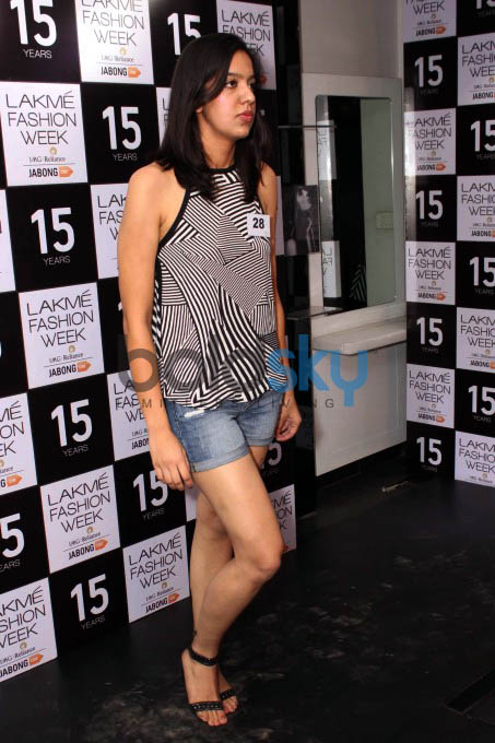 Models - Lakme Fashion Week 73