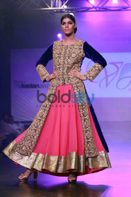 85ea214d2229 Indo-Pak Fashion Show At Shaan-e Pakistan Photos - Pics 295588 ...