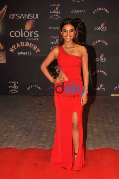 Bollywood Celebs At Stardust Awards
