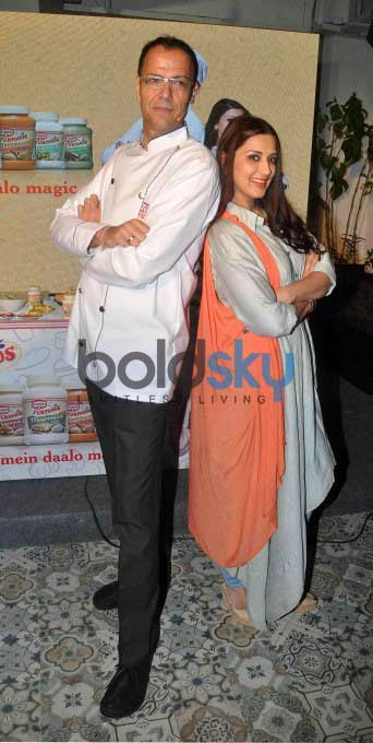 Sonali Bendra At Fun Foods Promotional Event