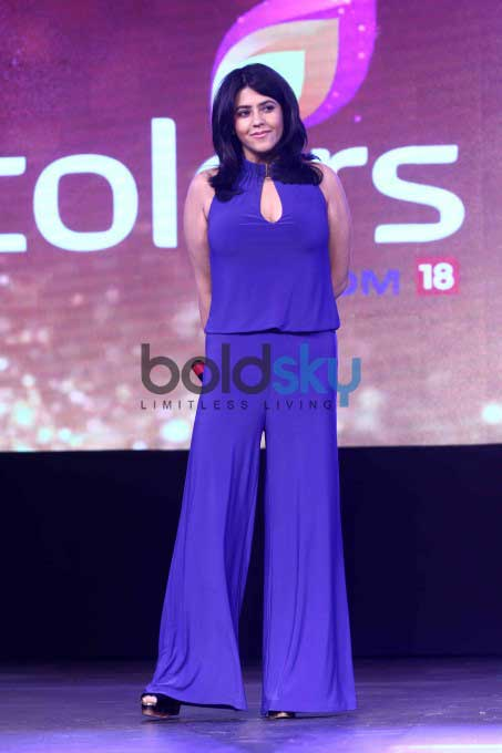 Sunny Leone, Ekta Kapoor And Others Grace The Launch Of 'Box Cricket League'