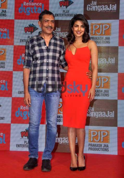 Trailer Launch of 'Jai Gangaajal'
