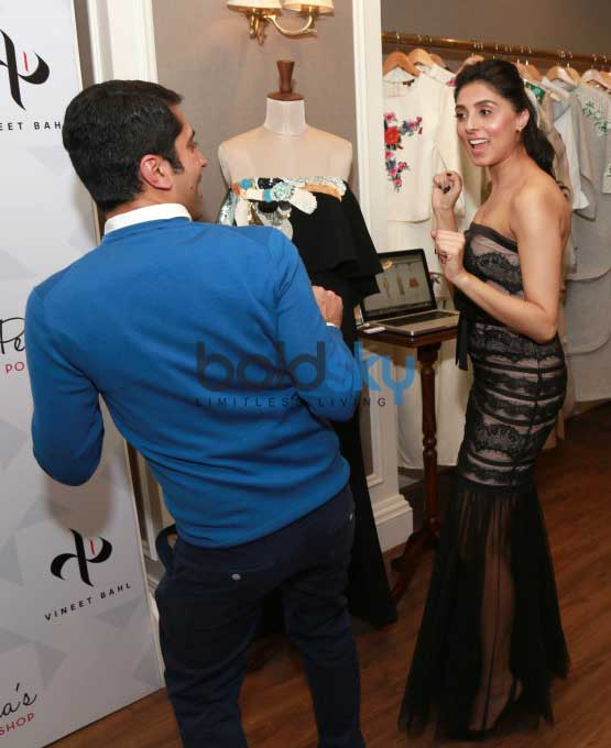 Launch Of Designer Collection On Perniapopupshop.com Wine And Cheese