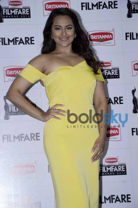 Announcement Of 61st Britannia Filmfare Awards 2015