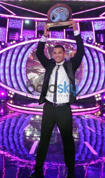 Big Boss 9 Finale - Prince Narula Crowned Winner