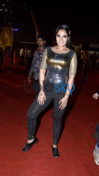 Bollywood Stars At Umang Mumbai Police Show 2016