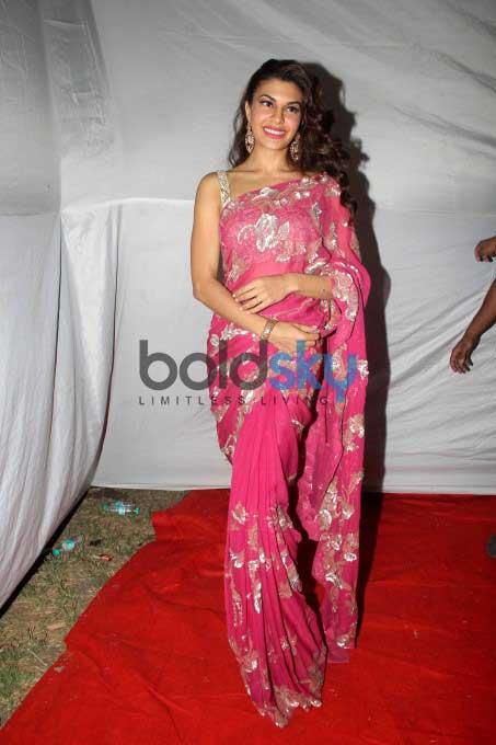 Bollywood Stars At Umang Mumbai Police Show 2016