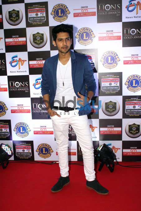 Celebs Grace The 22nd Lions Gold Awards 2016