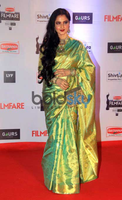 Celebs Grace The '61st Britannia Filmfare Awards'