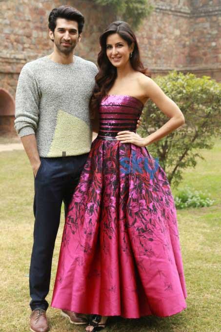 Katrina Kaif & Aditya Roy Kapoor Launch Pashmina Song From Fitoor