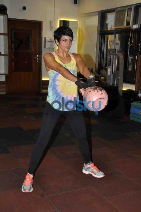 Mandira Bedi Reveals Her Diet And Exercise Regimen