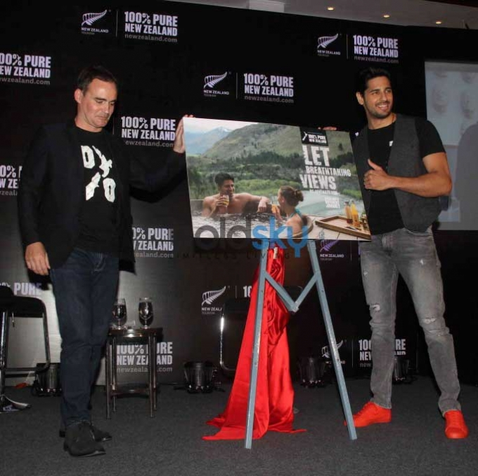 New Zealand Tourism New Campaign With Sidharth Malhotra