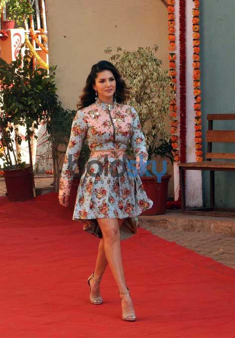 Promotion Of Mastizaade On The Sets Of SAB TV Show Chidiya Ghar