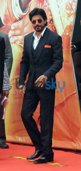 Shahrukh Khan At Launch Of KidZania India