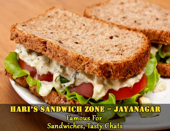 Top 14 Fast Food Joints You Must Visit In Bangalore