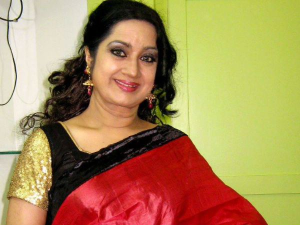 Unseen Pictures Of Famous Malayalam Actress Kalpana