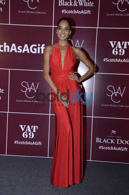 Chitrangda, Lisa & Shibani At Launch Of Diageo Scotch Gift Collection