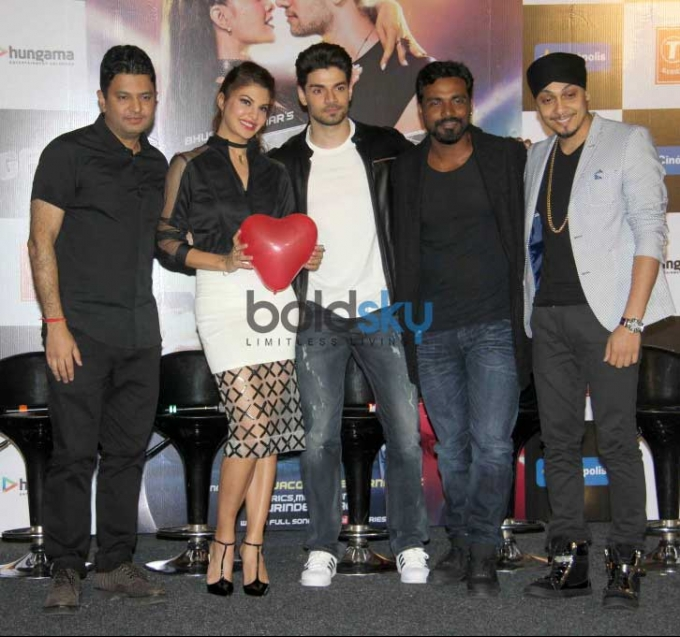 Jacqueline Fernandez At Unveiling Of Video Song From Film GFBF