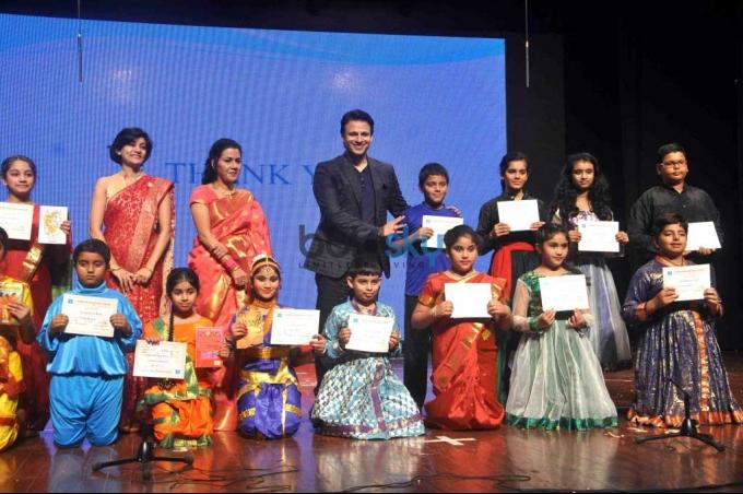 Vivek Oberoi Honours Habitat Heroes