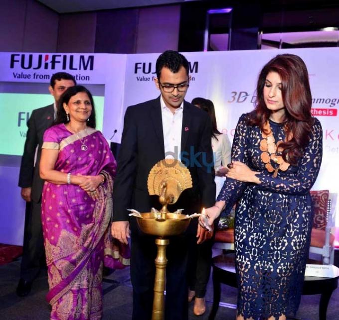 Fujifilm India Pvt Ltd Ties Up With NM Medical Photos - Pics 307853