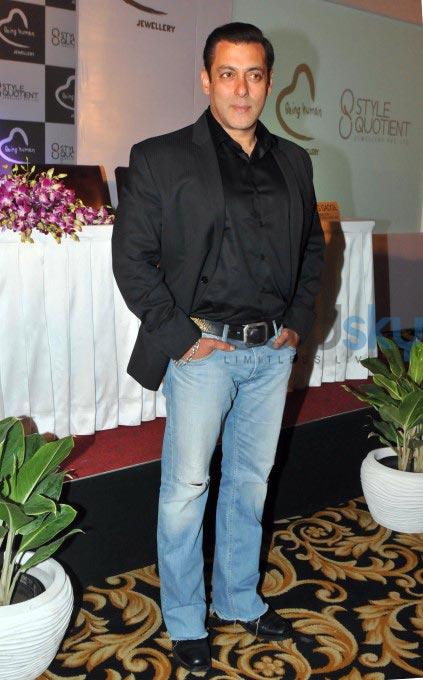 Salman Khan At Being Human Jewellery Launch Photos Pics 314055