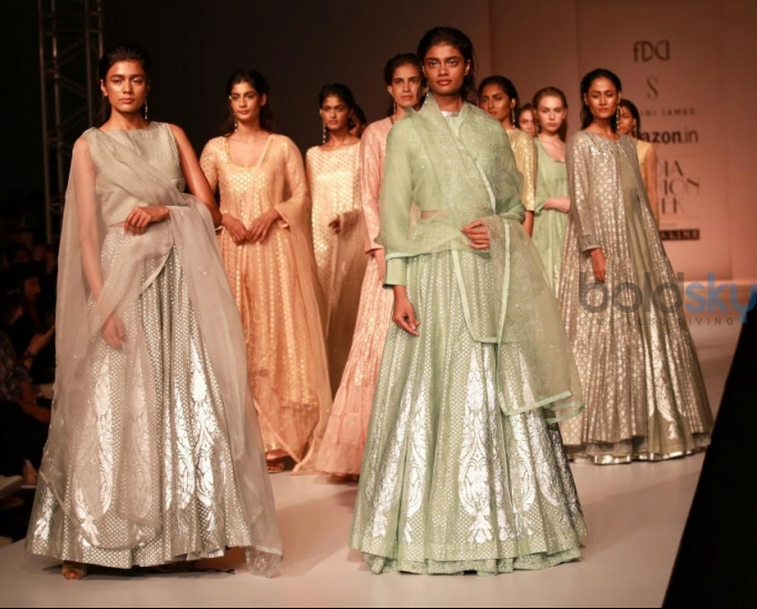 Shalini James Fashion Designer