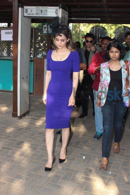 Kangana In A Victoria Beckham Dress